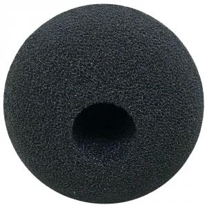 Microphone silencer foam, sound-absorbing foam